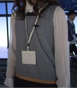 佐々木希_ワンピース_TOKYOエアポート_ドラマ_衣装協力