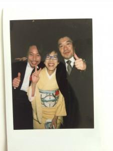 業界における僕のメンター西さんと西村さん。