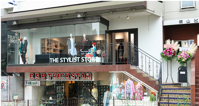 THE STYLIST STORE